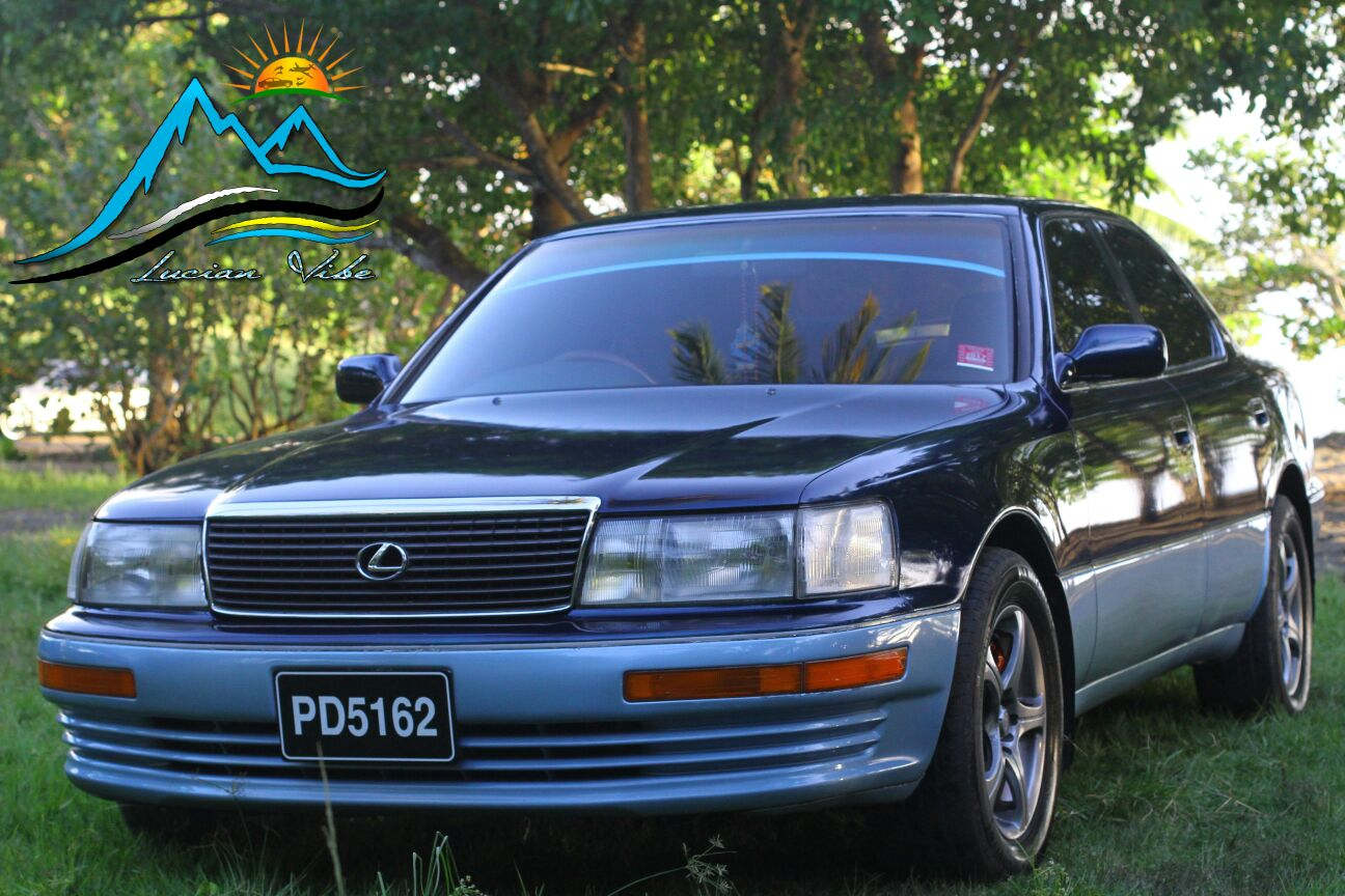 ls 400 st lucia airport transfer