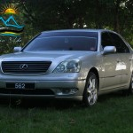 Lexus ls 430 airport transfer