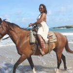 saint lucia horseback riding tour